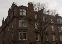 3 bedroom flat at Blackness Avenue, Dundee